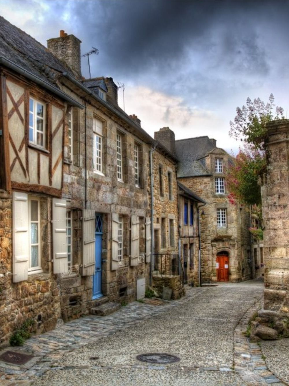 Les Plus Beaux Villages De Bretagne : beaux, villages, bretagne, Beaux, Villages, Bretagne, Bretagne,, Tourisme,