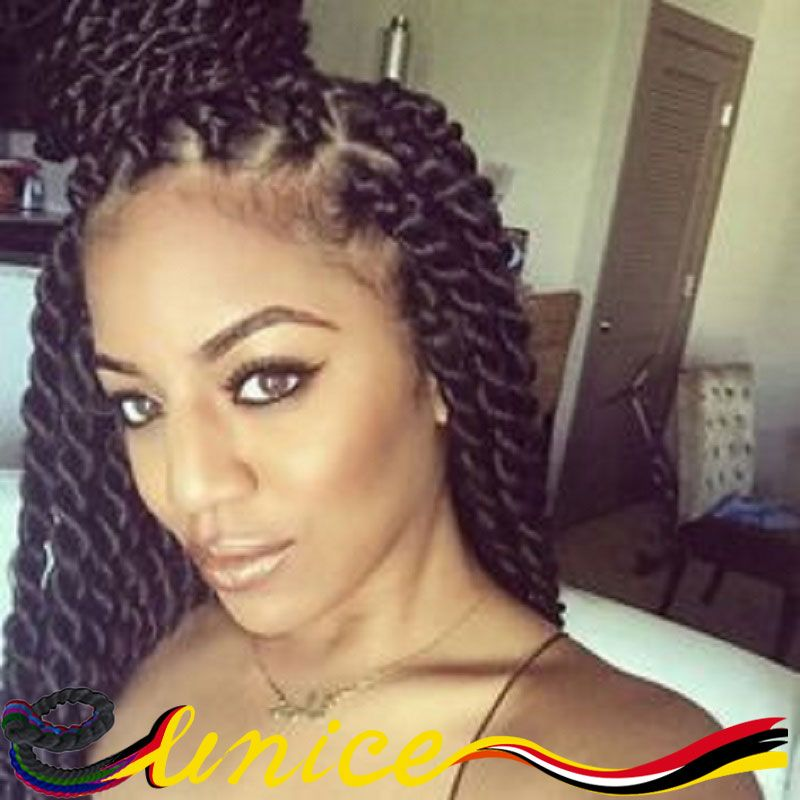 Fast shipping 6pcslot great length crochet havana mambo twist fast shipping great length crochet havana mambo twist braiding synthetic crochet braiding hair hair extensions usd buy more than 3 pieces you can get free pmusecretfo Images
