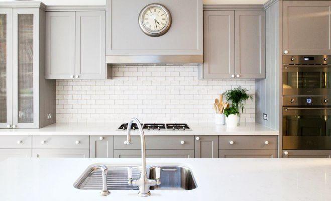 Kitchen Subway Tiles Splashback Re Do S