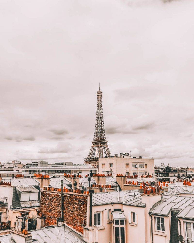 How to See Paris, France in 2 Days (48 Hours) - a Complete Guide to Paris France. The best things that you must do: Free things to do in Paris and Cheap Places to eat in Paris #travel #paris #france  #traveltips #travelphotography #traveldestinations #travelhacks #travelguide #packing #packingtipsfortravel #adventuretravel #travelinspiration #europe #asiatravel #america