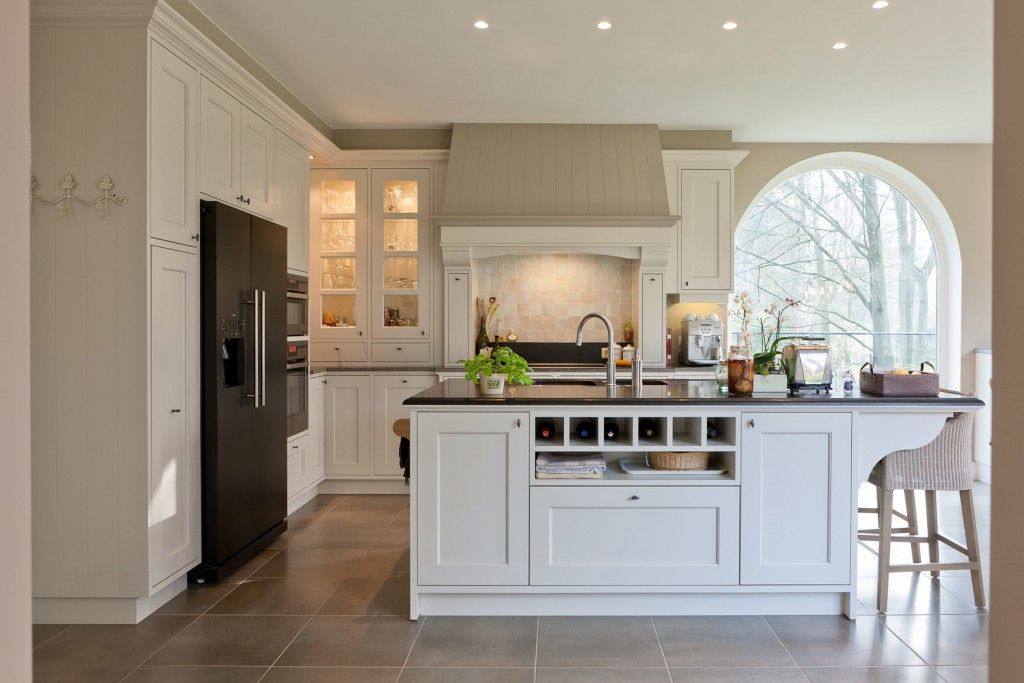 Keuken Make Over : De kenmerken van een landelijk interieur keuken makeover
