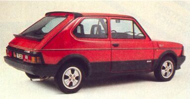 Fiat 127 Sport 3rd Series Immagini Maggiolino