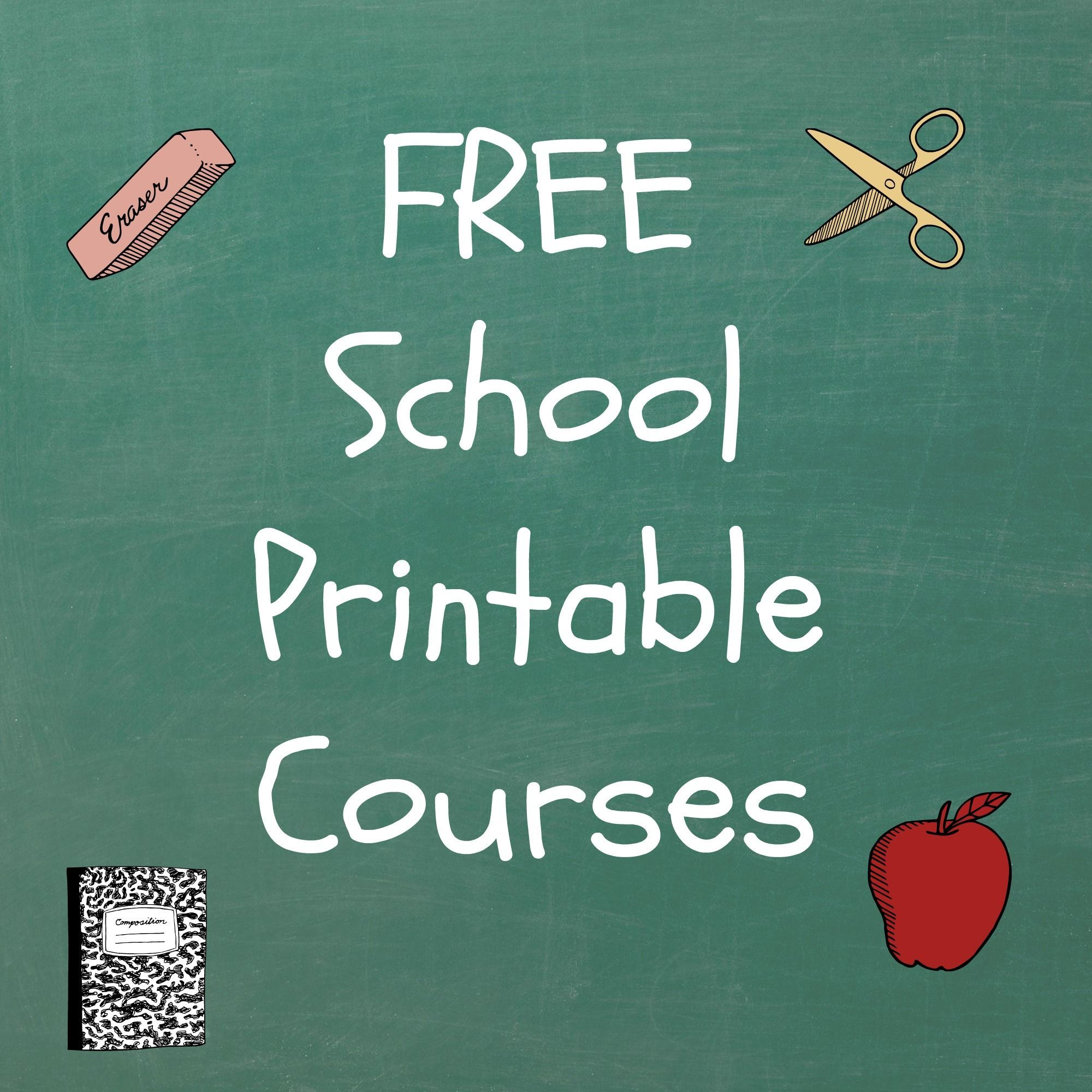 Back To Homeschool Party Ideas And Free Printables