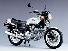CBX   six-cylinder is an unforgettable impact.