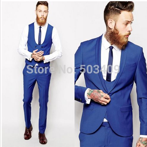 blue prom suits for men - Google Search | Things to Wear ...