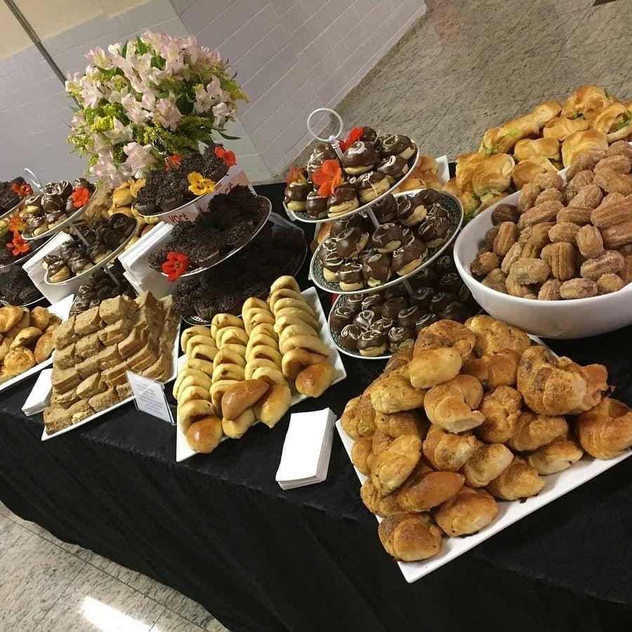 coffeebreak cookie minisakallıpoğaça🤗 fingerfood