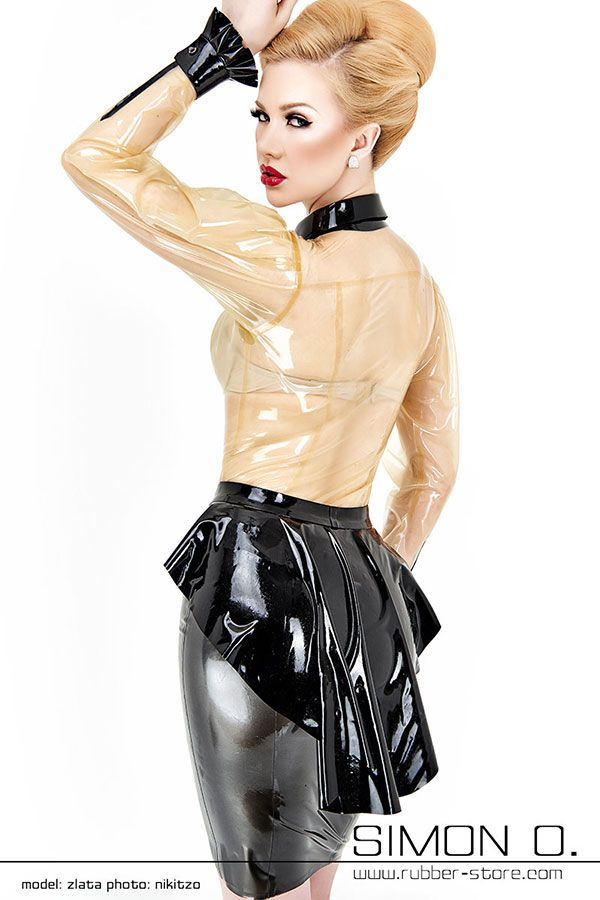 Latex clothing stores