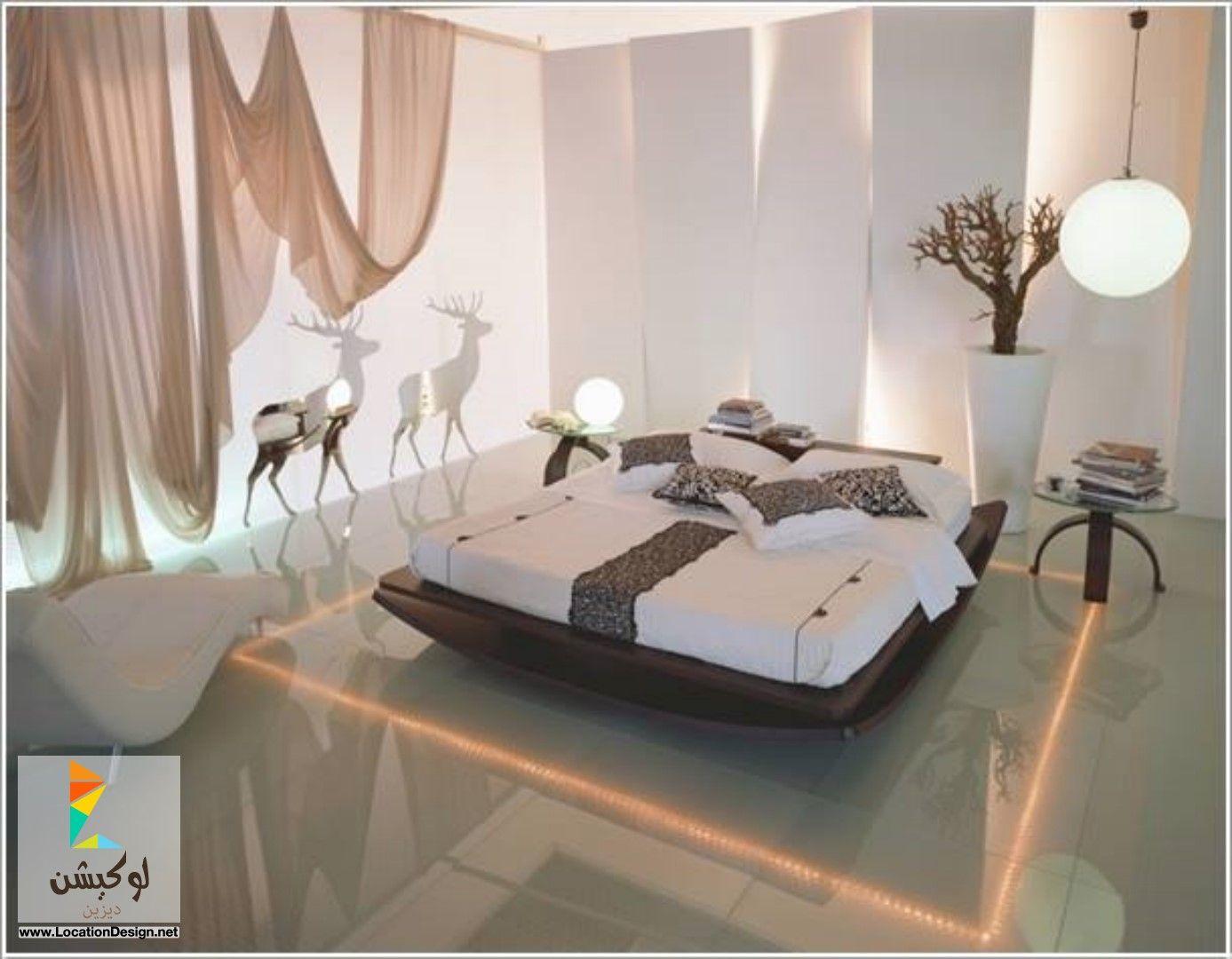 ديزاين غرف نوم مودرن Bedroom Lighting Design Modern Bedroom Lighting Modern Bedroom
