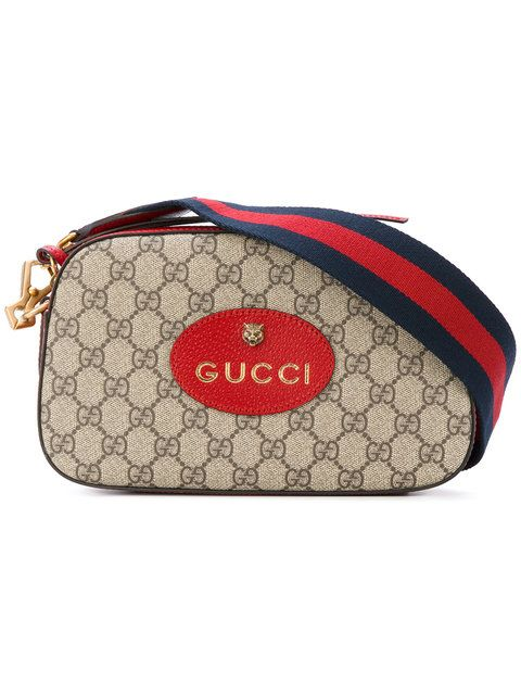 GUCCI GG supreme messenger bag.  gucci  bags  shoulder bags  canvas  cotton    61b4bac4d00c4