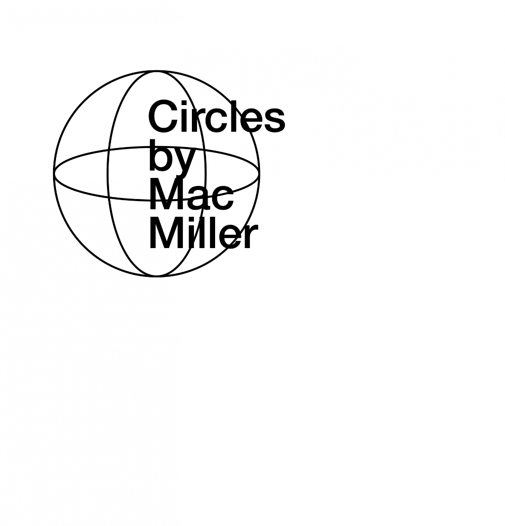 Mac Miller Circles Public Library Mac Miller Mac Miller