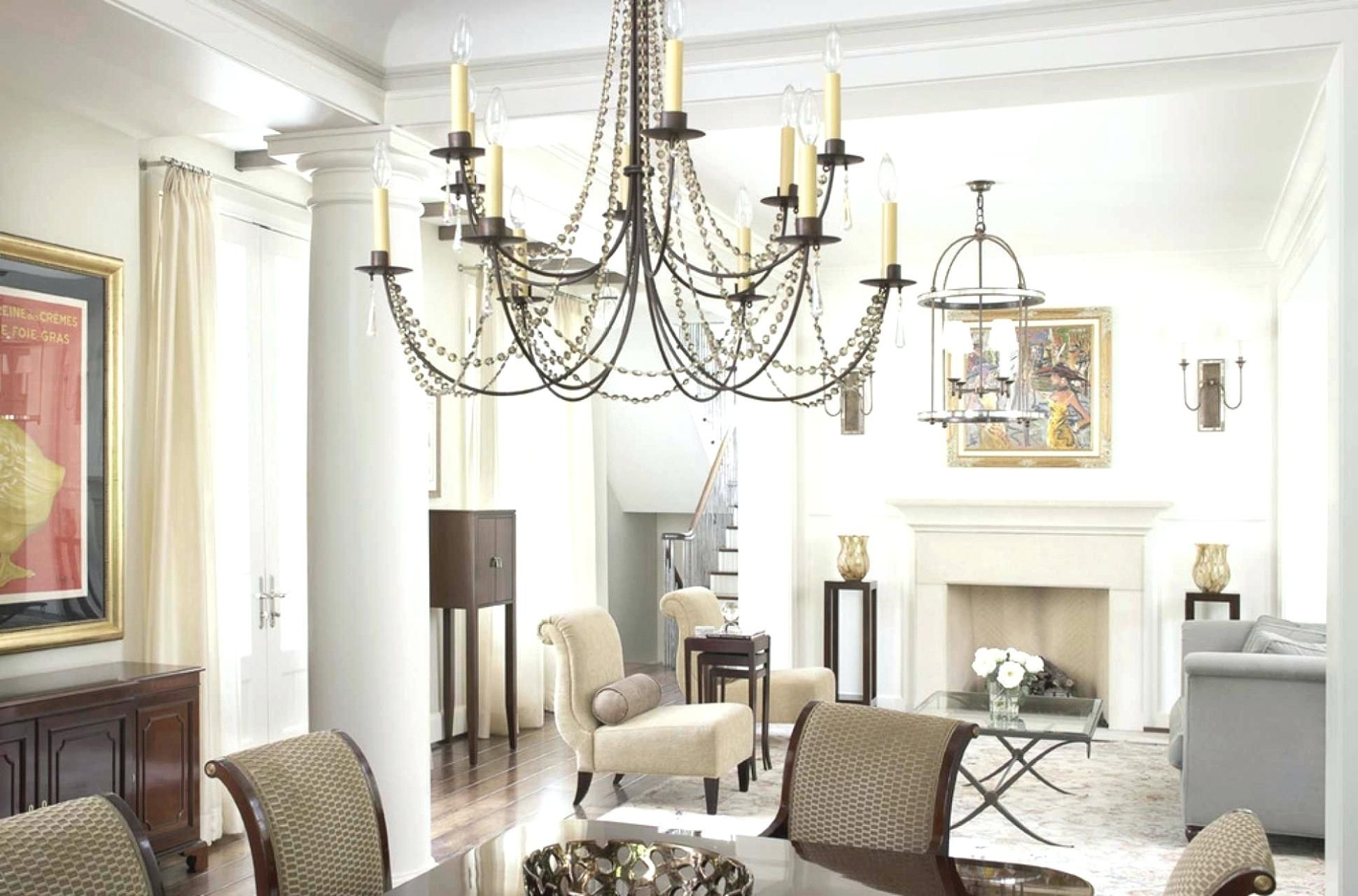 Stunning Large Dining Room Chandeliers Design Chandelier In Living Room Living Room Lighting Living Room Light Fixtures #rustic #living #room #lights