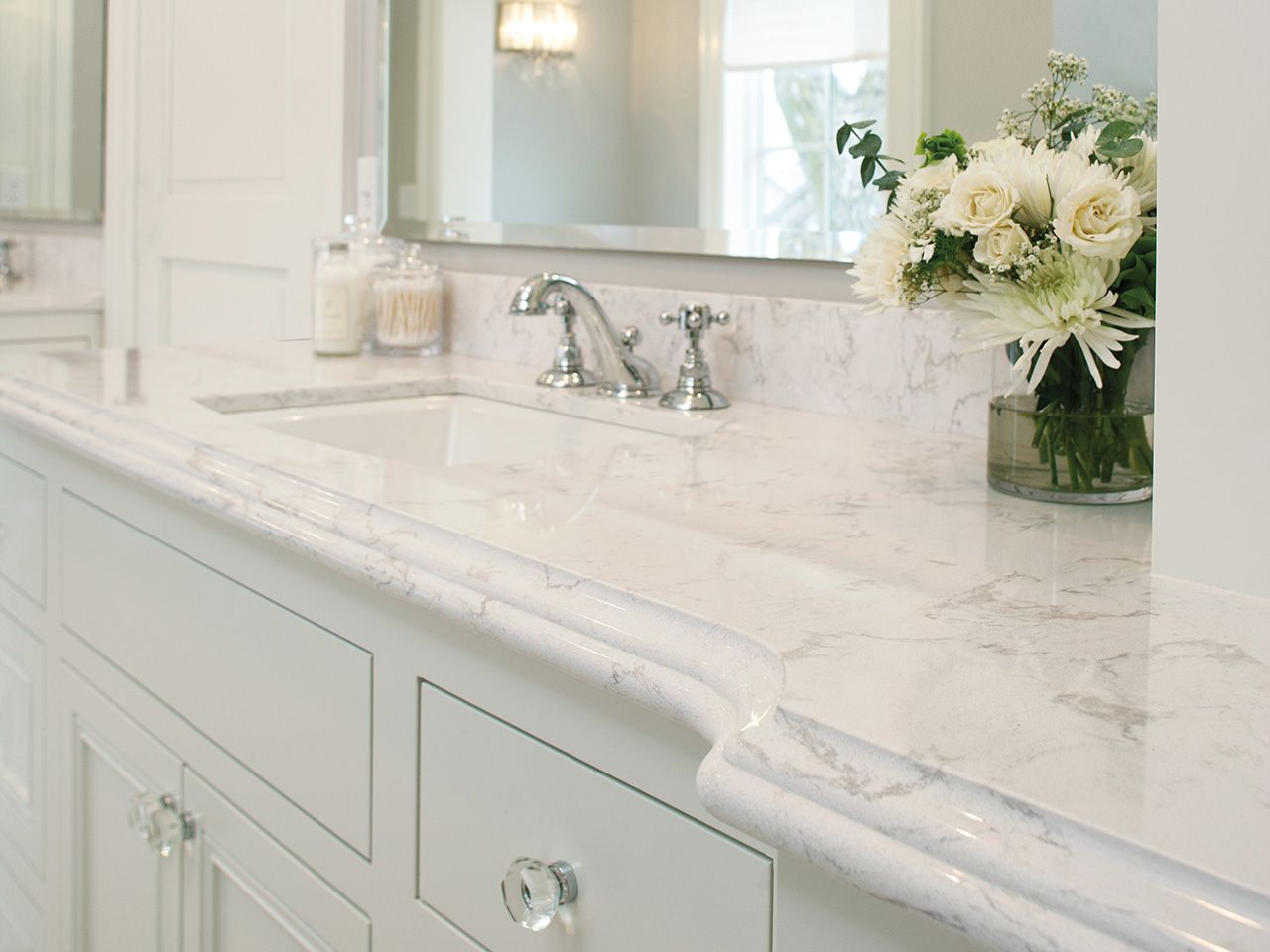 for Bathroom ideas with quartz