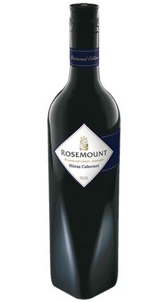 Rosemount Estate Shiraz Diamond 2010  1.50L, Our Price $9.97