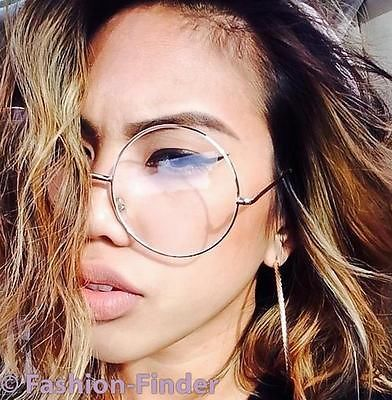 Oversized Round BOHO EYEwear Glasses Eye Glasses Frames Circle ...