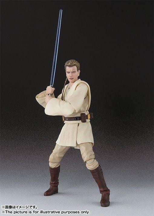 force Obi-Wan Kenobi Awakening of S s.h.figuarts star wars H