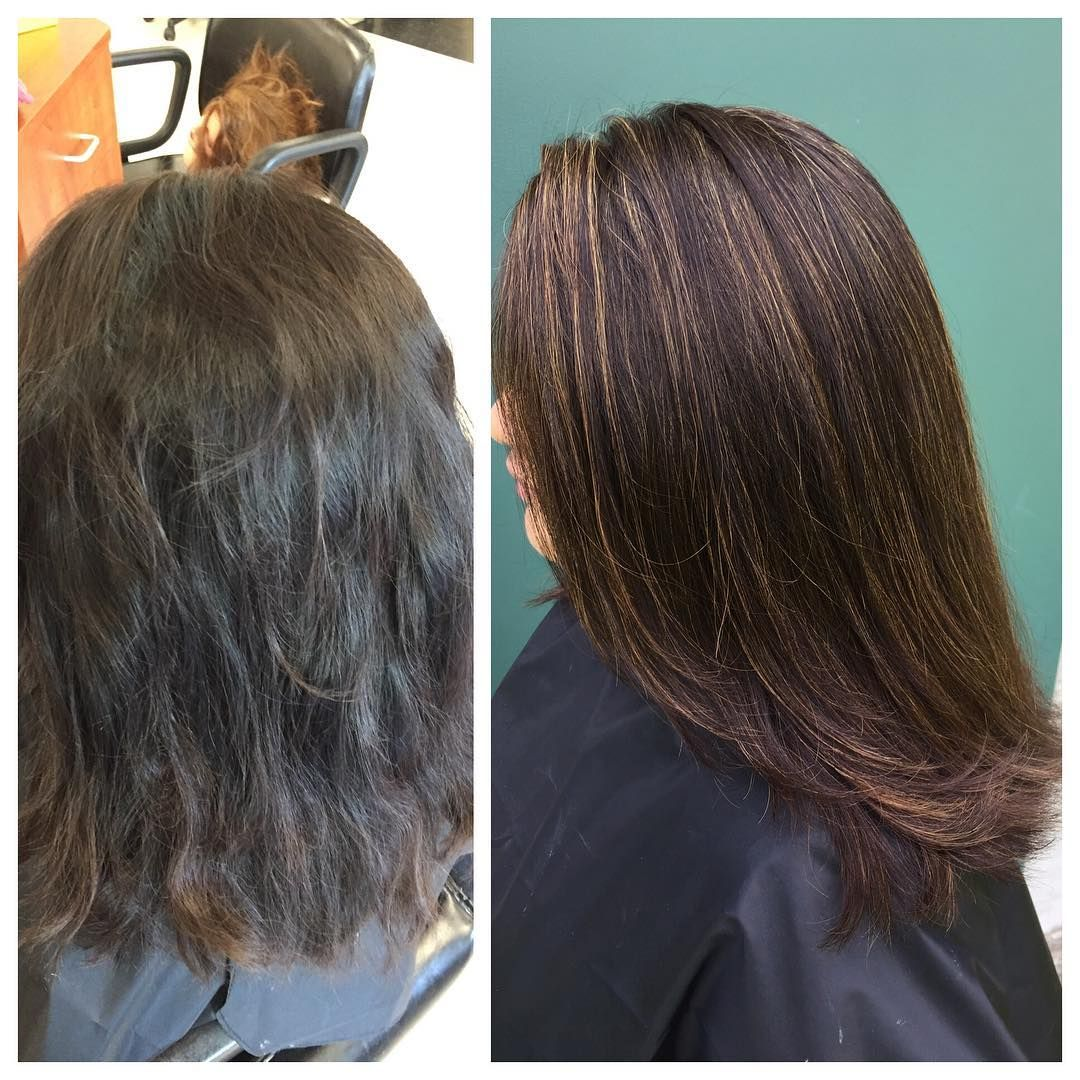 Sharon ����✨#nofilter #highlights #hairstylist #cosmetology #wellacolor #haircolor #hairtransformation http://tipsrazzi.com/ipost/1517669558697467123/?code=BUP2Gw0lhzz