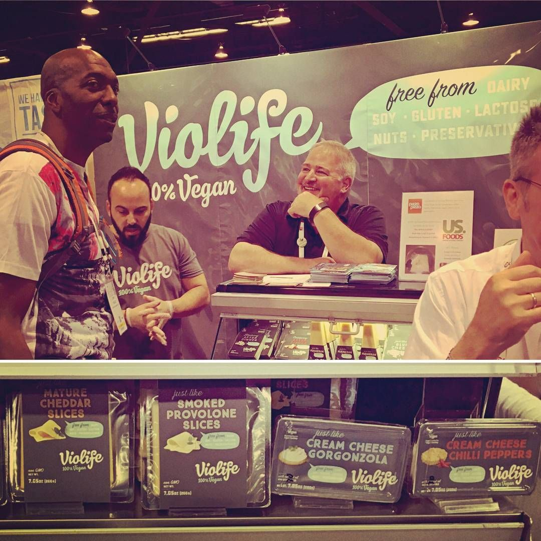 1 072 Likes 73 Comments John Salley Johnsalley On Instagram I 39 M Partnering With My Friends At Violifeamerica Cheese Brands Real Food Recipes Vegan