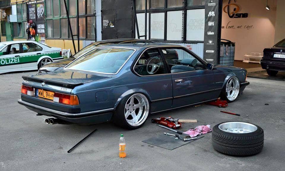 635csi Mod Bmw E24