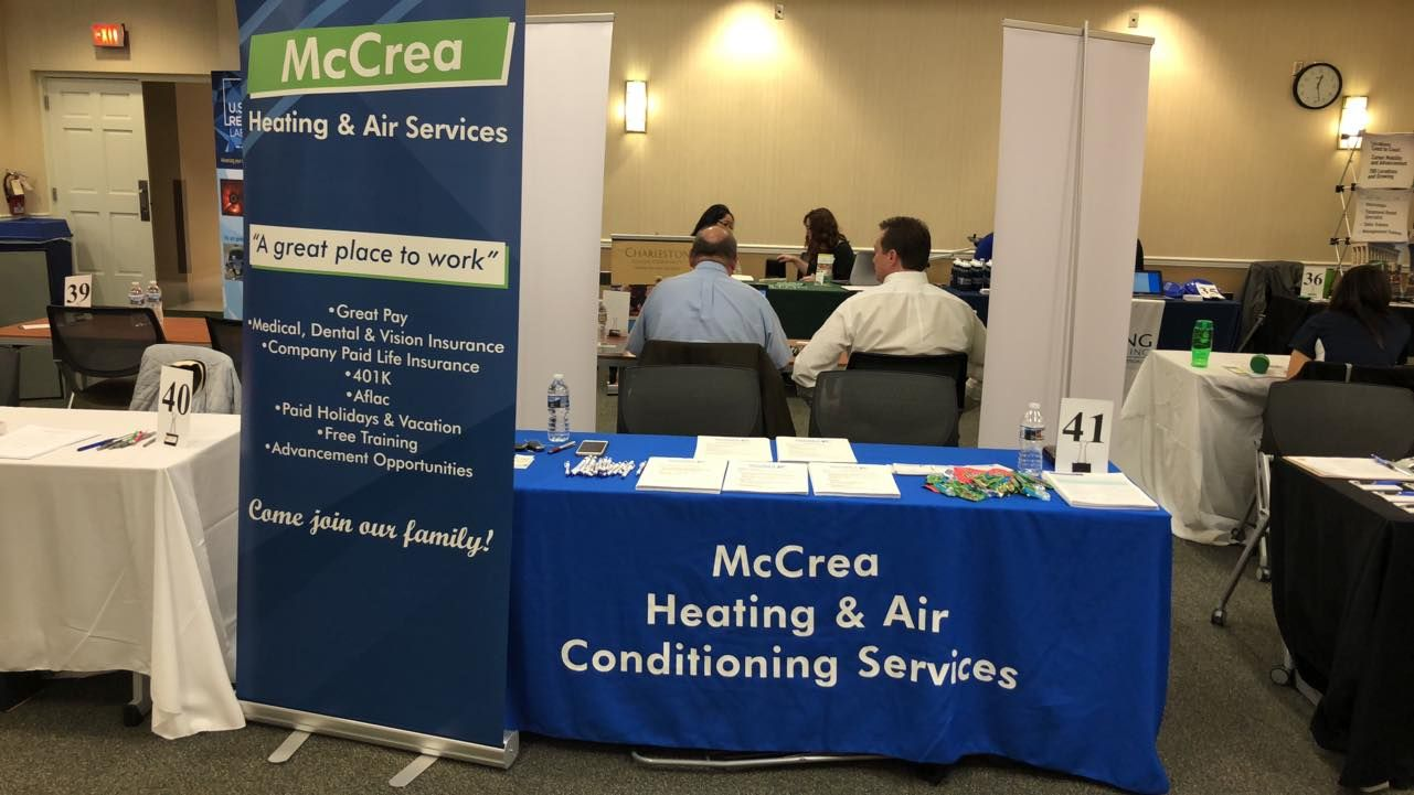 Job Fair At College Of Southern Maryland Job Fair Air