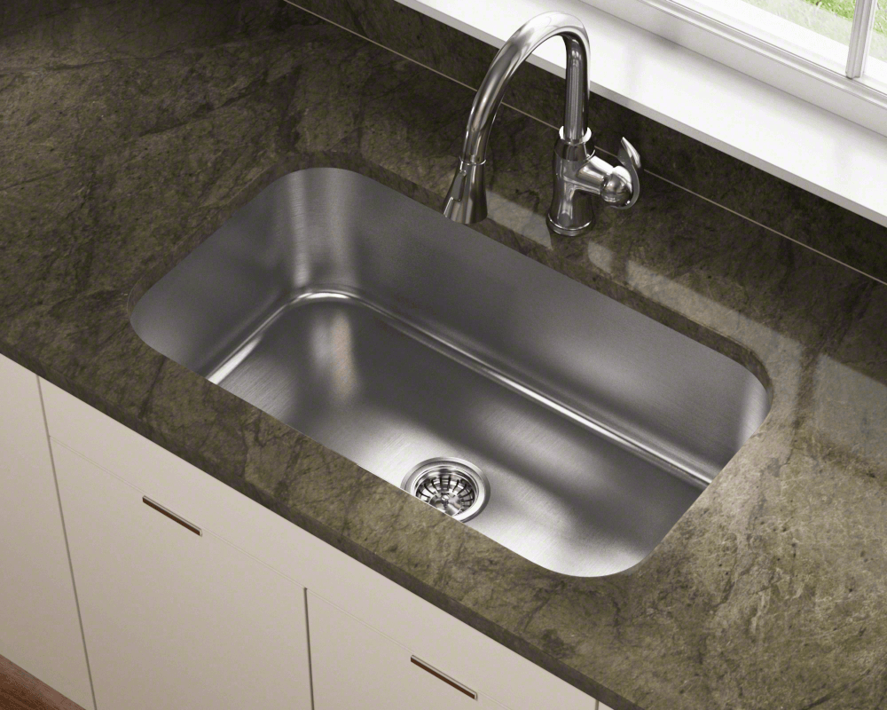 Foolproof Guide To Buy Stainless Steel Kitchen Sinks Single Bowl