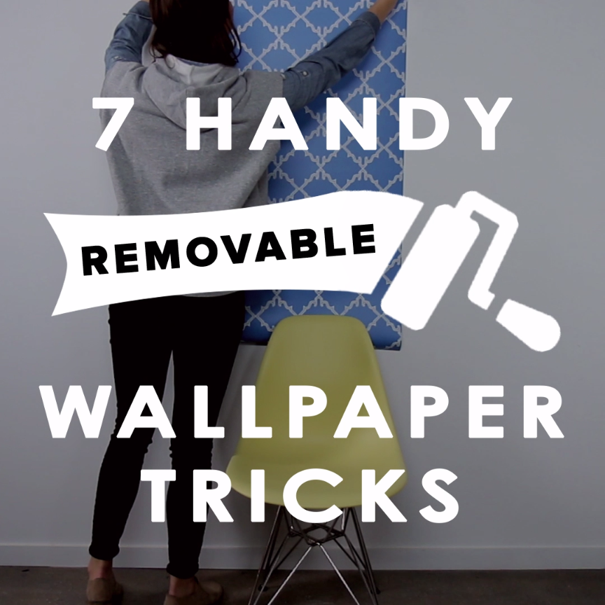 7 Tricks To Upgrade Your Apartment With Removable Wallpaper ...