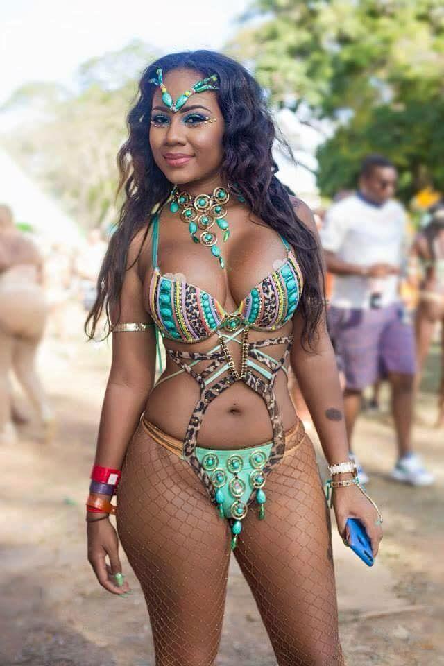 Trini sexy women in porn