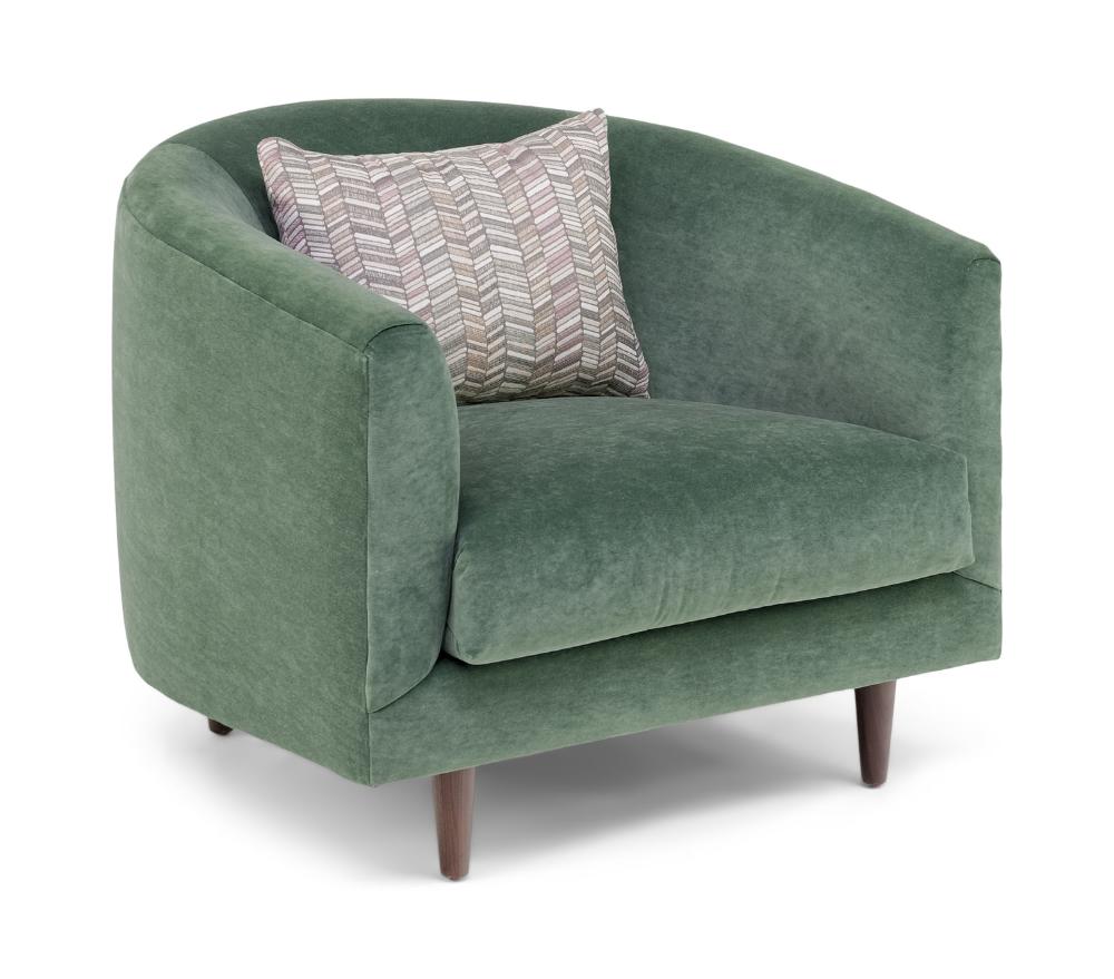 20++ Green velvet reading chair inspirations