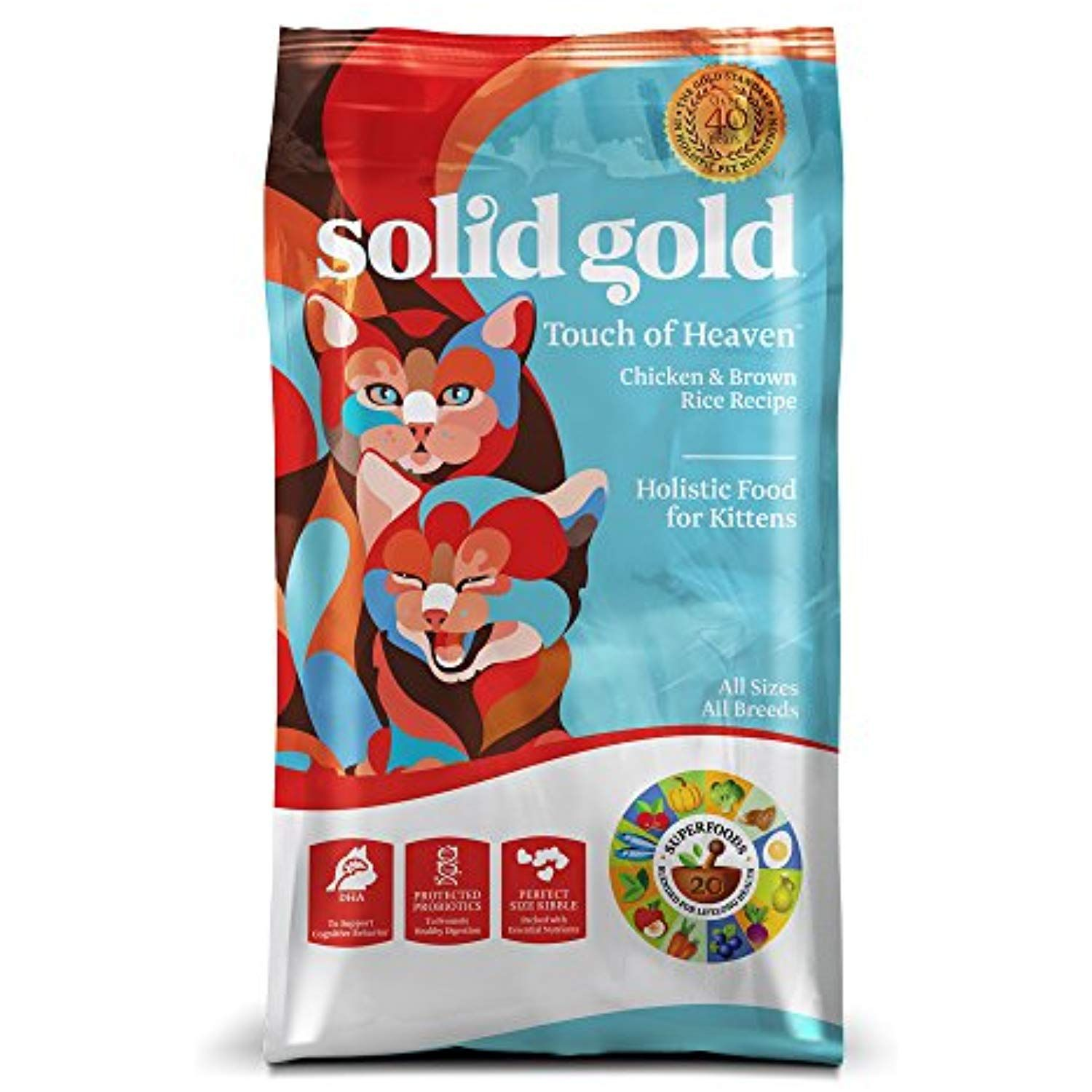 Solid Gold Discontinued By Manufacturer Touch Of Heaven Dry Whole