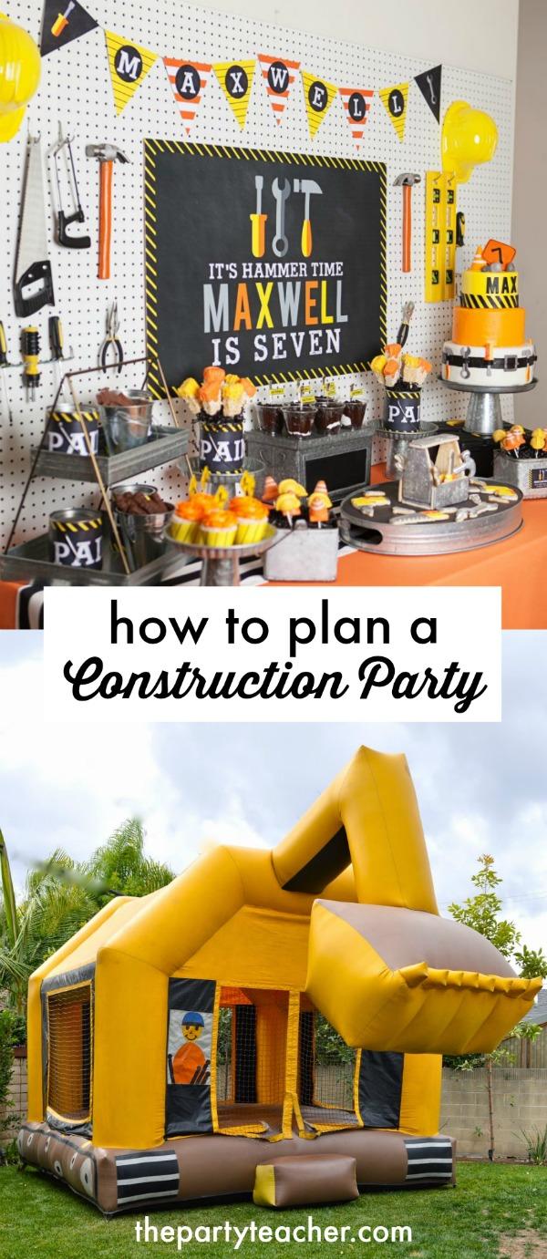 Photo of Mini Party Plan: Bauparty – Der Partylehrer
