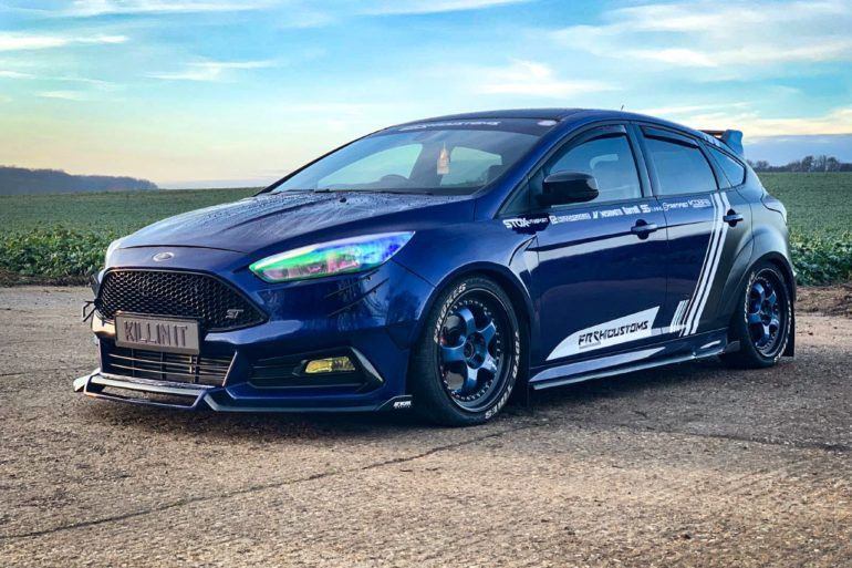 Focus St Diesel Review One Year As A Daily Ford Focus Ford