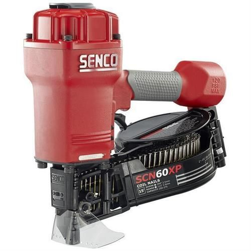 Senco 520101n Scn60xp 15 Degree 2 1 2 Coil Nailer Coil Nailer Crates Pallet