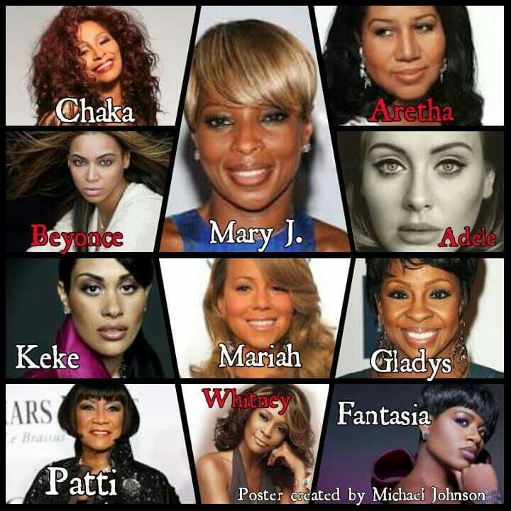 Which of these singers would you want to sing happy birthday to you?