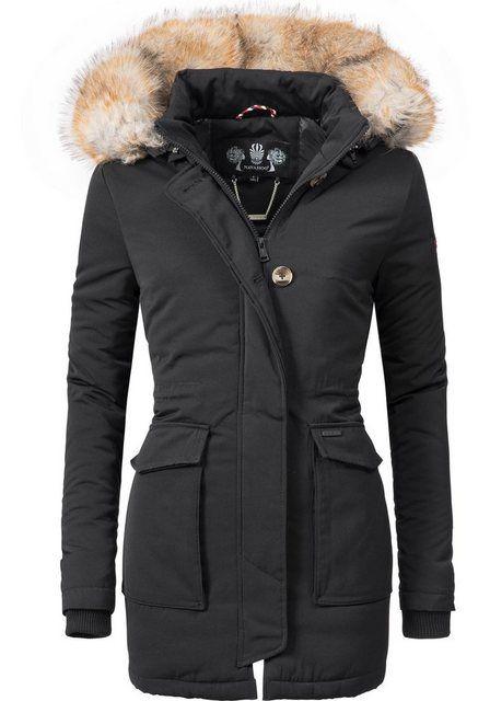 Photo of Acquista cappotto invernale Navahoo »Snow Angel« parka di alta qualità con finta pelliccia ecologica online OTTO