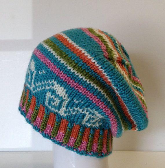 Children's knit hat; Toddler hat, Baby hat, boy hat, girl hat ...