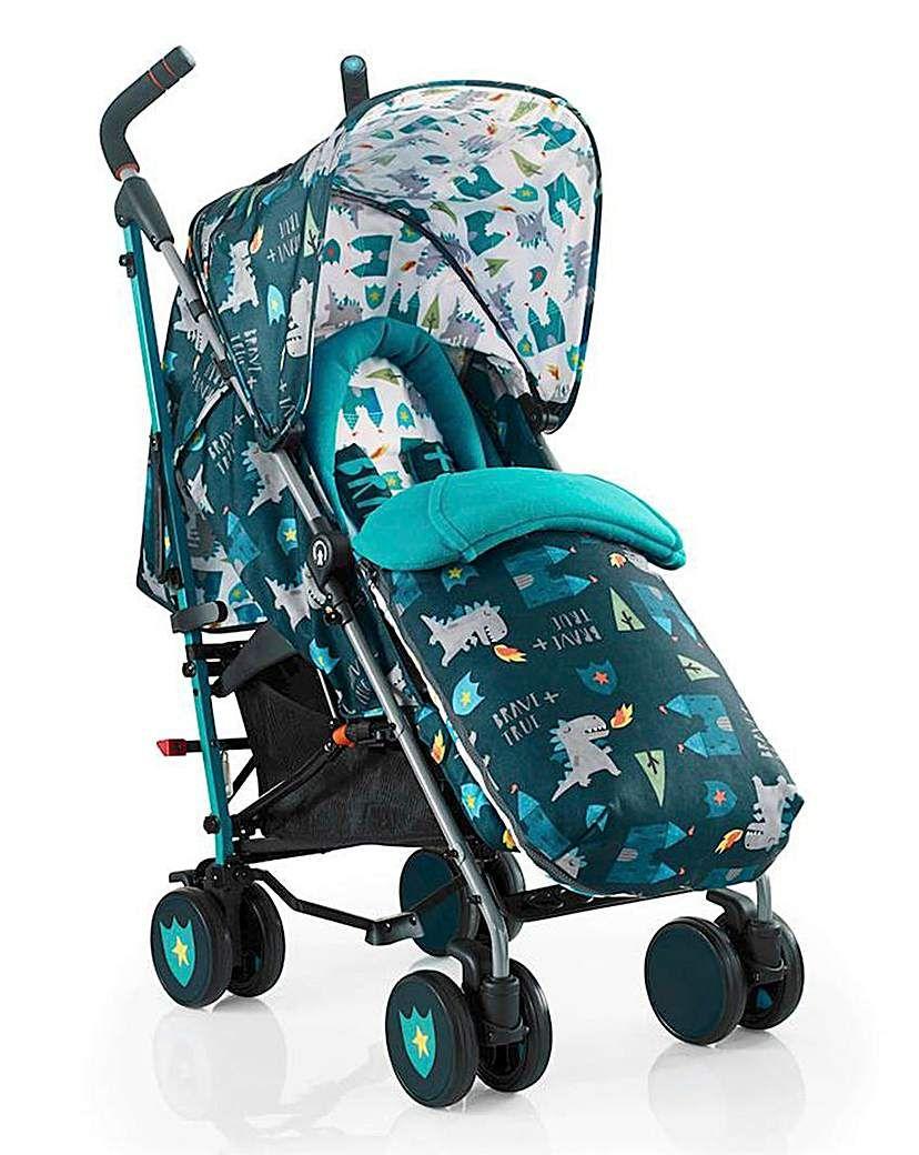 Supa 2018 Stroller Dragon Kingdom Stroller, Pushchair