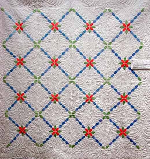 String of Pearls Quilt | Quilting | Pinterest : string of pearls quilt pattern - Adamdwight.com