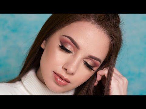 posh spice makeup tutorial. warm toned smokey eyes \u0026 brown eyeliner makeup tutorial - youtube posh spice