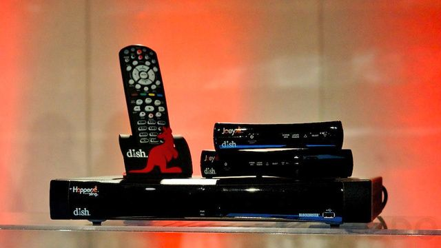 Dish's Newest Hopper DVR Has Sling Built In and Can
