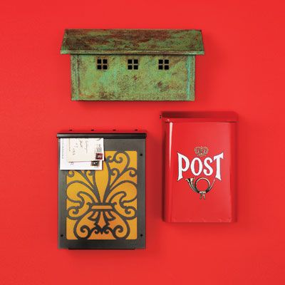 Wall Mount Mailboxes What A Great Idea Diy Wall Mount
