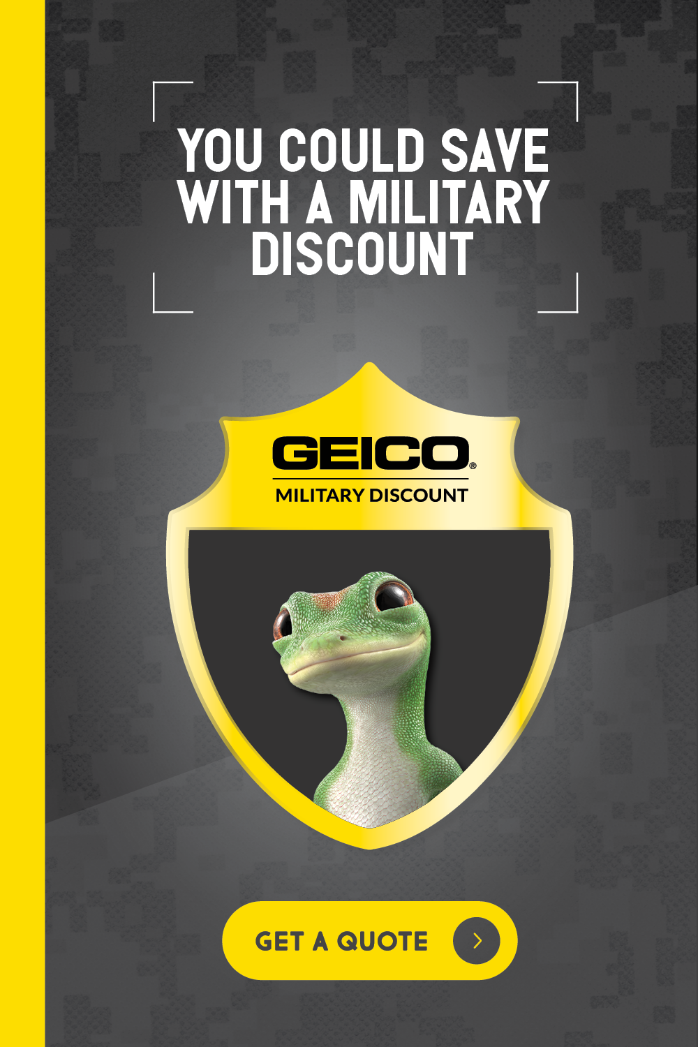 GEICO MILITARY in 2020 Military discounts, Military