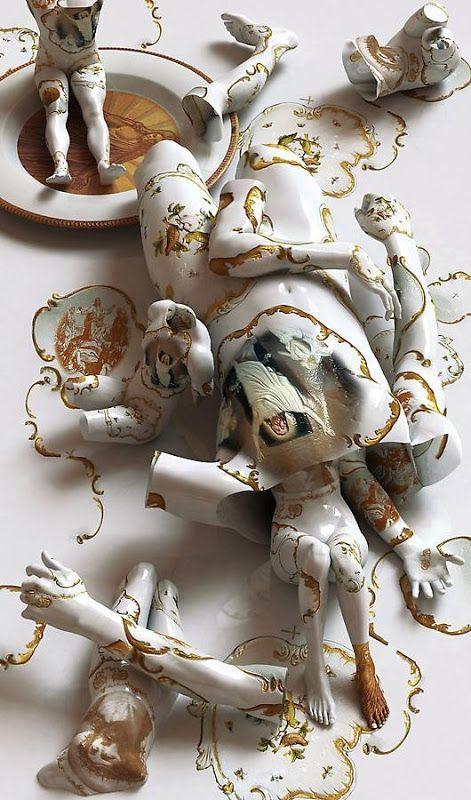 Porcelana de kim joon