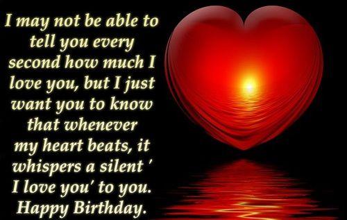 Birthday wishes for lover happy birthday greeting cards birthday wishes for lover m4hsunfo