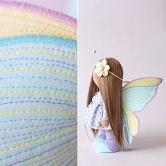 Доброе, морозное, первоапрельское , воскресное утро)))) #valentexomsk_official #milahandycrafts #sewing #handmadedoll #interiordoll #textiledoll #butterfly #крыльябабочки #бабочка #кукла #интерьернаякукла #текстильнаякукла #куклабабочка #сирень #лаванда #хлопок #ткани #шьюкукол #куклавподарок #подарокручнойработы #дляинтерьера #длядочки #весна2018 #весенняяколлекция #хочулето #сирень #лаванда #фиалка #hobbyomsk