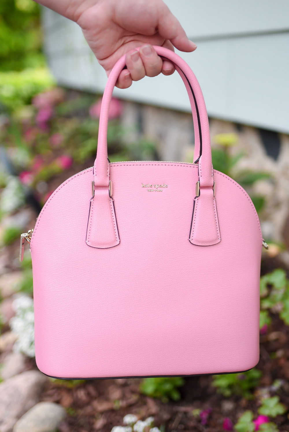 Kate Spade Sylvia Large Dome Satchel Review An Honest And