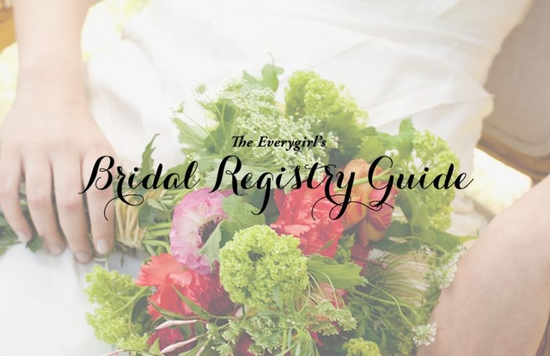 The Everygirl Created This Great Wedding Registry Checklist And