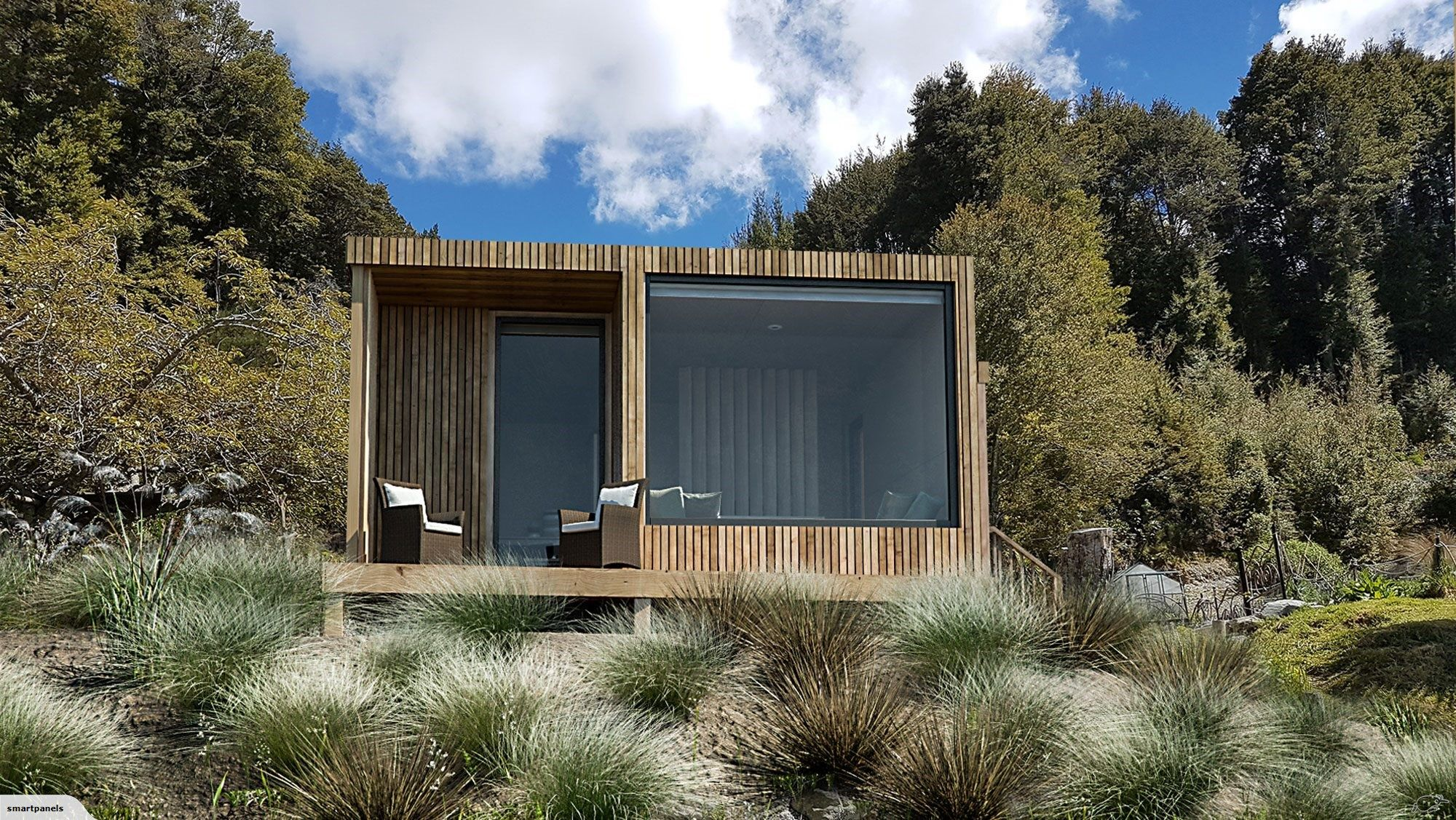 NZSIP Smart Panels www.nzsip.co.nz | Trade Me | Cabins and ...