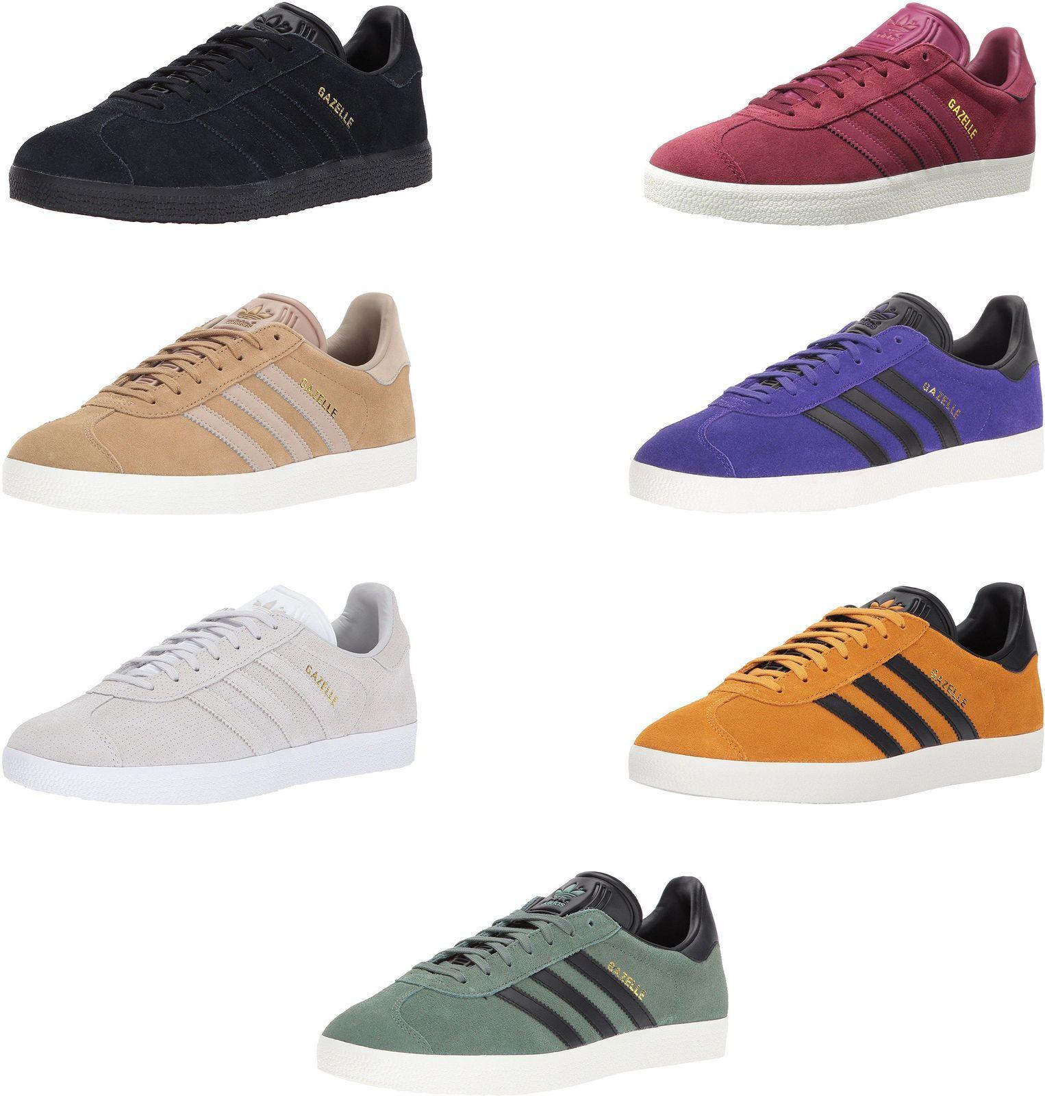 adidas originali mens gazzella scarpe 7 colori spesa riguarda
