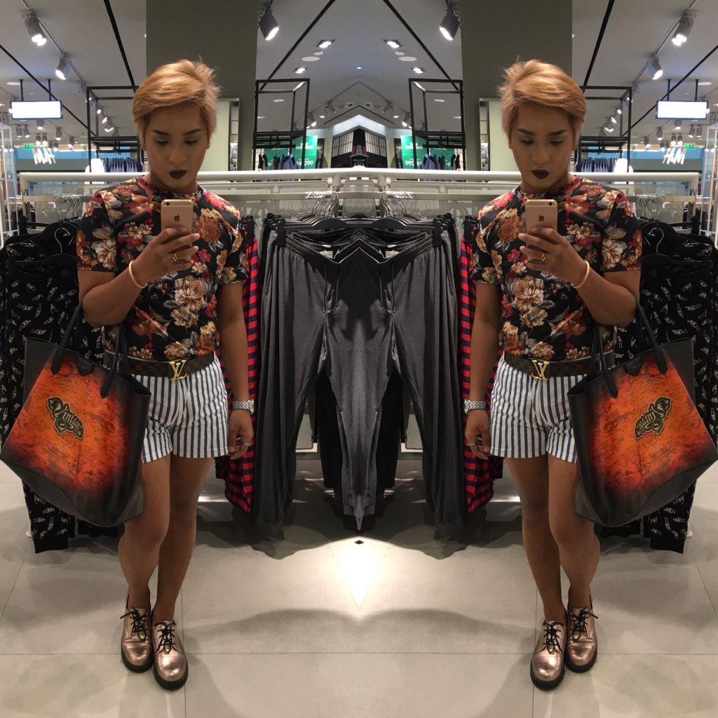 #fashionkiller # androgyny #lookbook #hermes #louisvuitton #givenchy #ootn #shady
