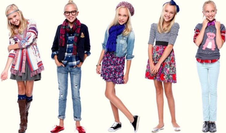 10 Middle School Fads That I Admit I Miss The Odyssey Tween Fashion Trending Tween Fashion Tween Outfits