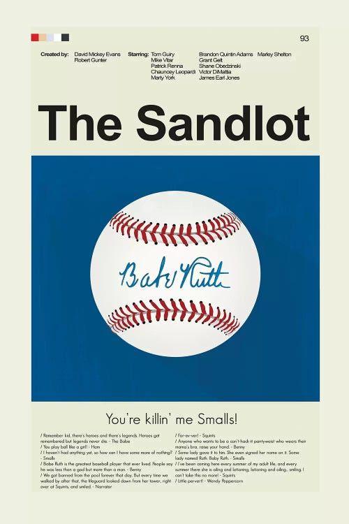 The Sandlot - Canvas Print